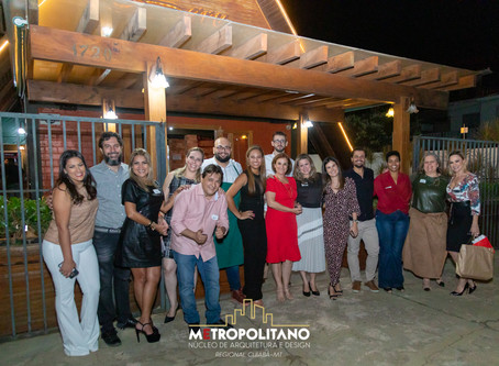 Noite Gourmet Metropolitano   Cuiabá - MT