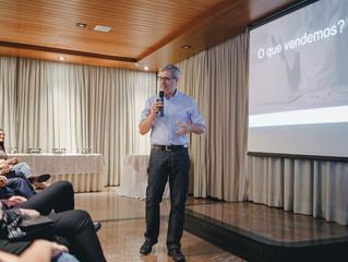 Palestra com Ricardo Botelho   Presidente Prudente - SP