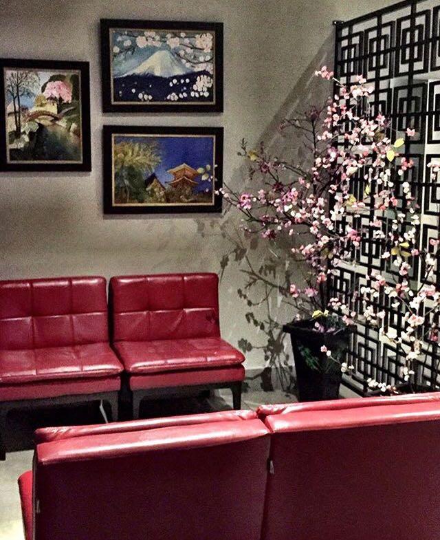Projeto Restaurante Japonês