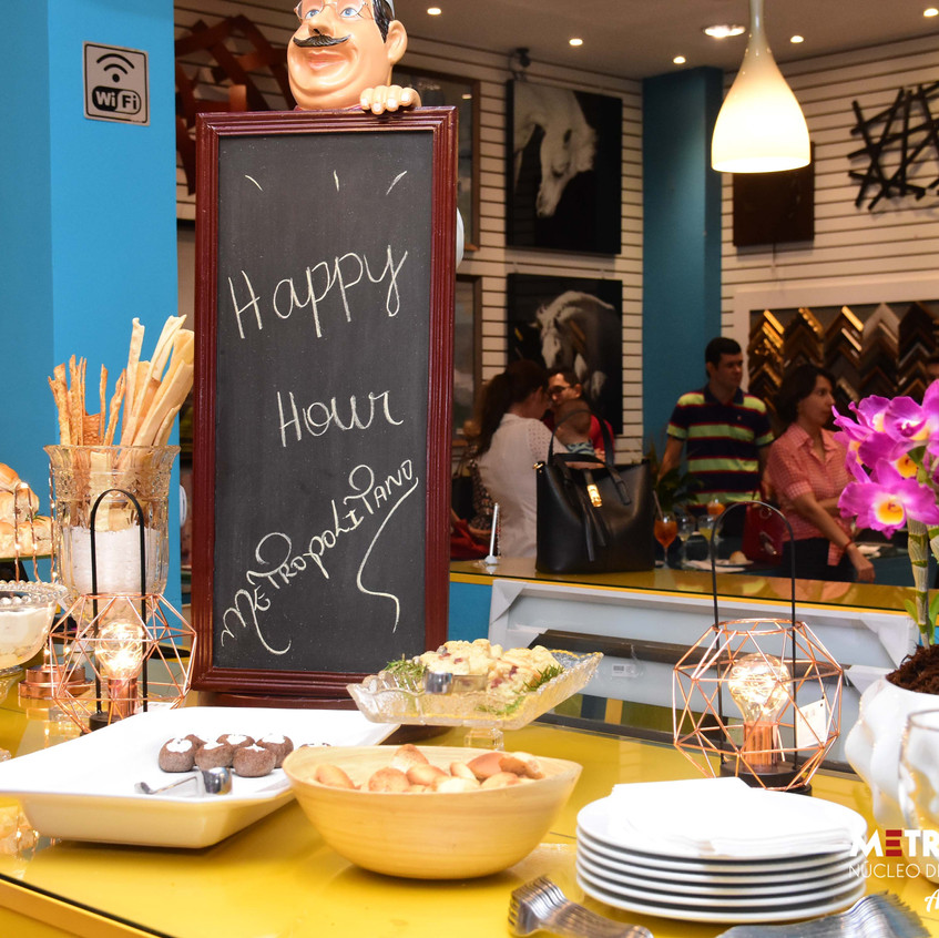 Happy Hour - Araçatuba - SP