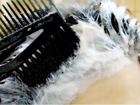 【お家カラーにもサロンケアを】ZEROで頭皮と髪を守りましょう。