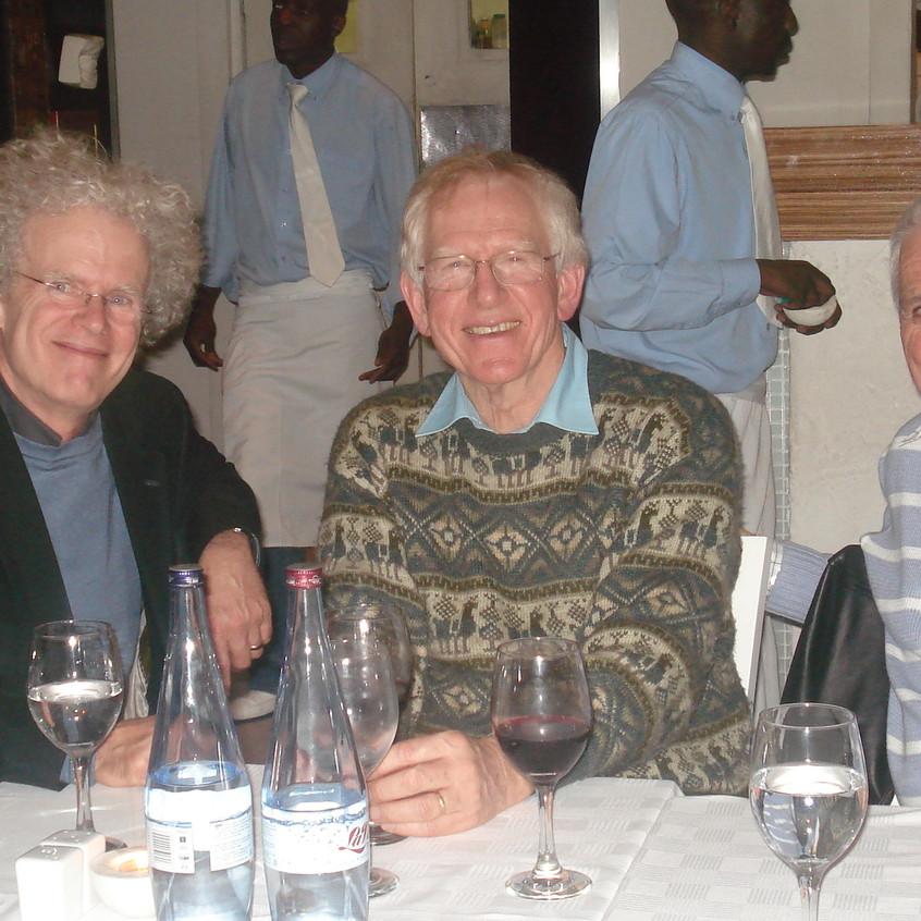 2009 Joburg Erik Olin Wright and  Johann