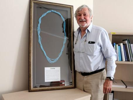 Eddie Webster honoured with lifetime achievement award