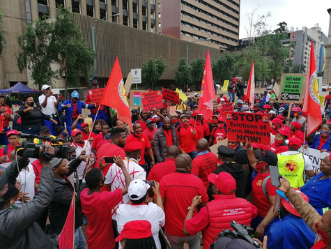 [Webinar] Industrial Action in South Africa (2000-2018): How to read strike statistics qualitatively