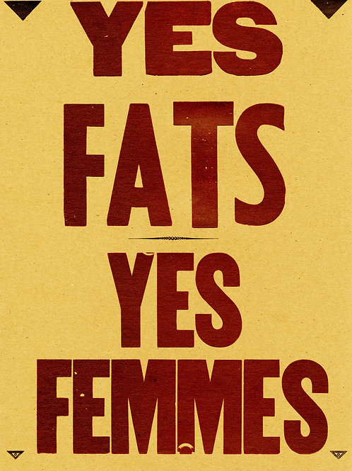 Yes Fats Yes Femmes