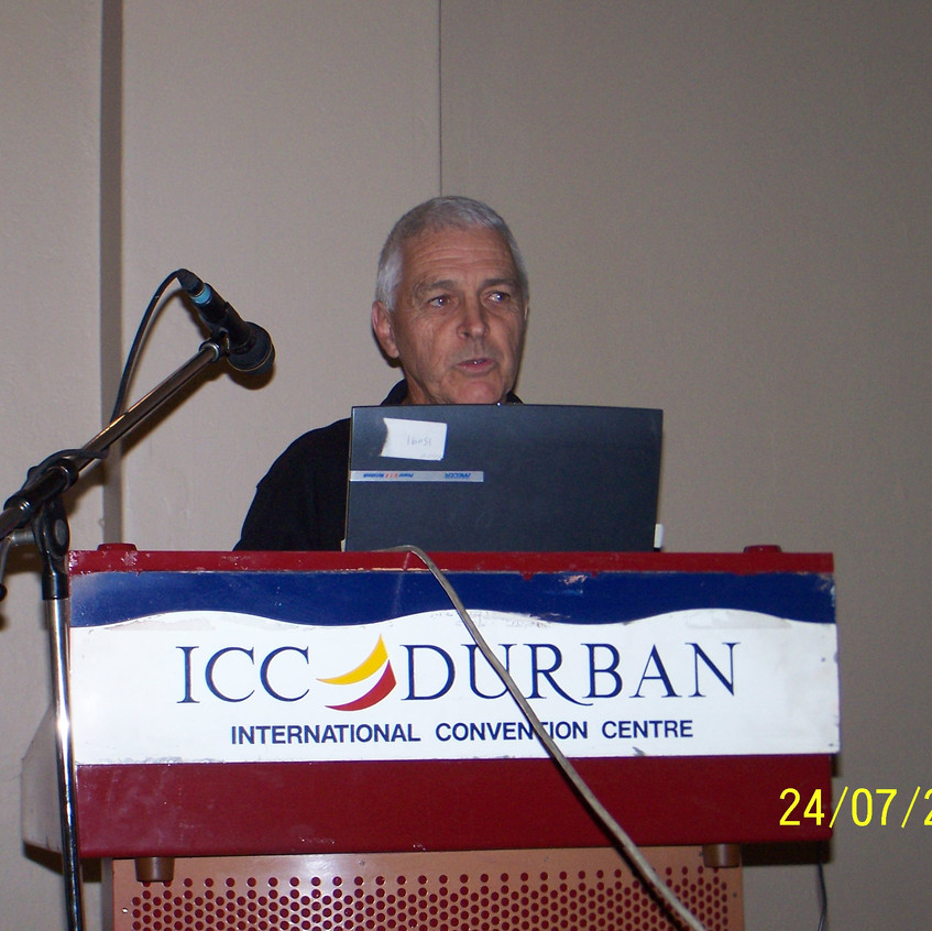 2006 Durban RC44 Chair Session 7