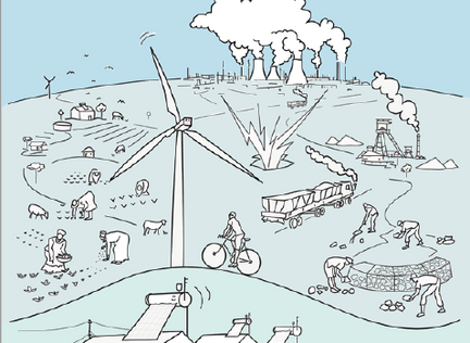 New booklet published in four languages on 'Climate Change and the Just Transition from Coal'
