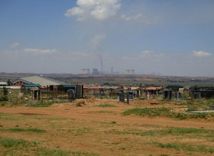 Mining activities continue to dispossess black families in South Africa