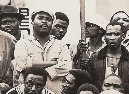 """The Complete Worker"" - William Matlala Photograph Exhibition launched"