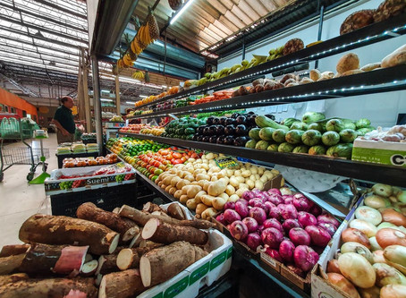Short article and podcast: South Africa should learn from Brazil about how to tackle 'hidden hunger'