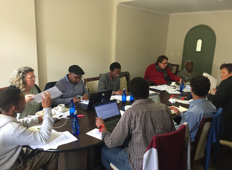 SWOP Hosts Informal Settlements Workshop