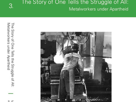 The story of a working man who lived through apartheid – and his struggles after it ended