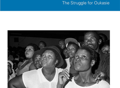 Steven Friedman's review of 'Bonds of Justice: The Struggle for Oukasi' (K. Forrest)