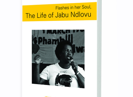 New book from the Hidden Voices Series - Flashes in Her Soul: The Life of Jabu Ndlovu