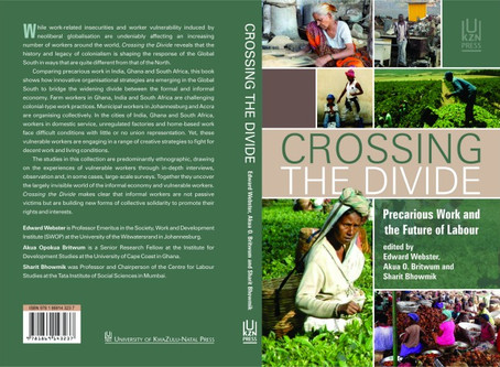 'Crossing the Divide' launched in Ghana