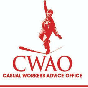 Financial support for the Casual Workers Advice Office following attack