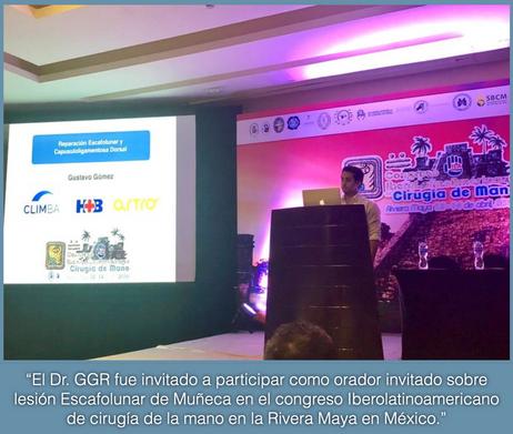 Orador invitado Internacional México