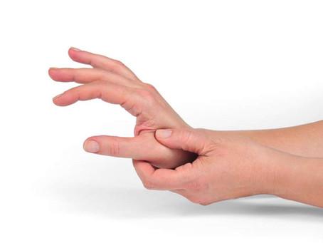 Rizartrosis o Artrosis de la base del Pulgar