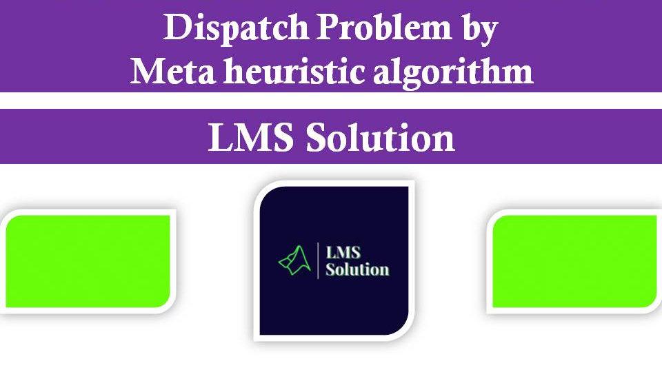 Combined Economic and Emission Dispatch Problem by Meta heuristic algorithm