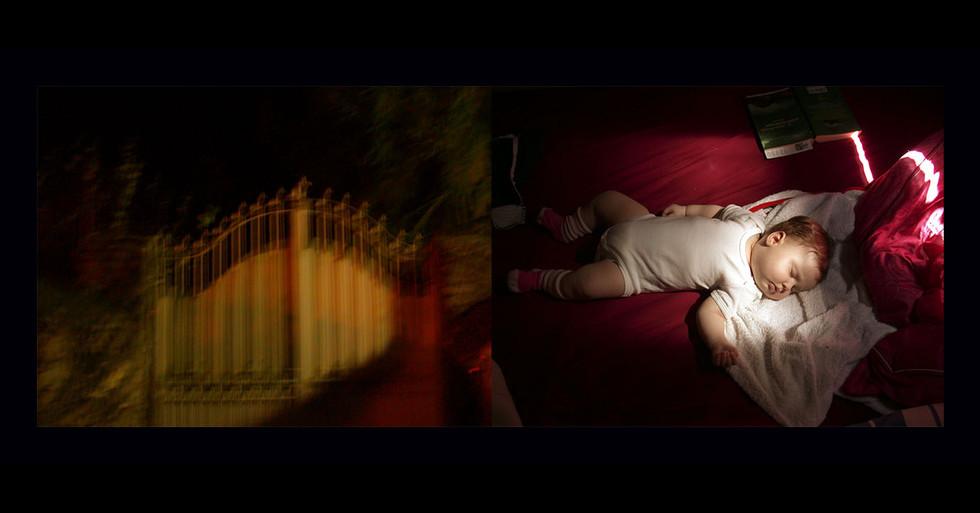 """ENFANCE 2 - LA NUIT """" Le passage """""""