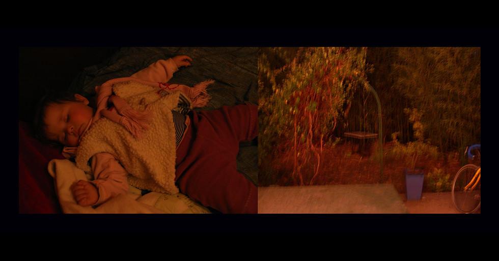 """ENFANCE 2 - LA NUIT """" Le berger """""""