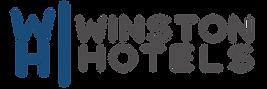 Winston Hotels Winston Hospitality Logo Raleigh NC