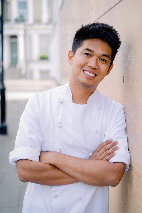 Filipino Chef in London