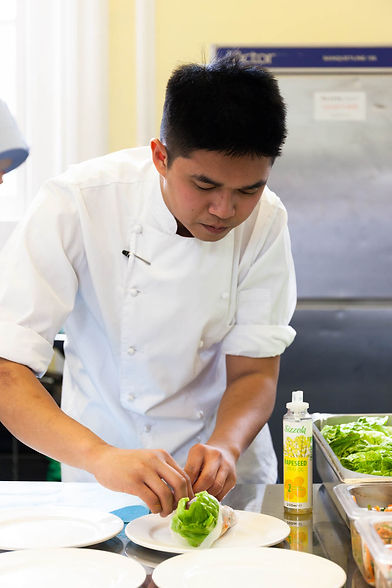 Freelance Chef Agency Caterer Hire