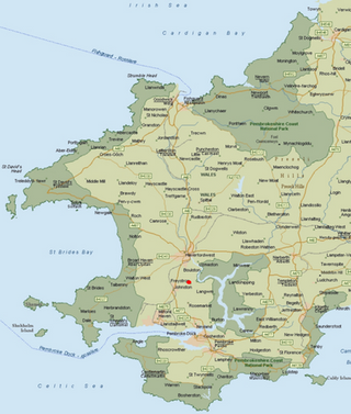 North or South Pembrokeshire? Why not both!