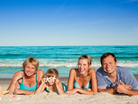 Why are family holidays so very important?