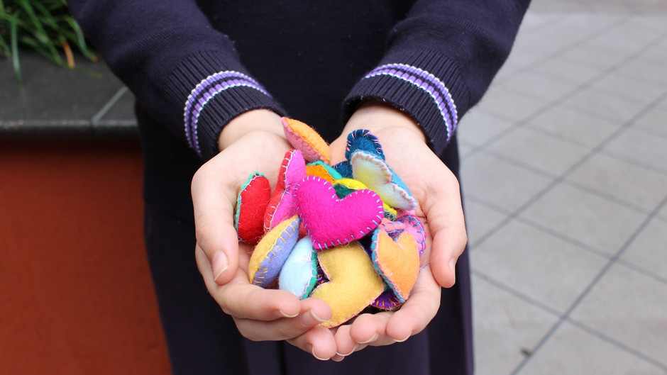 How to teach compassion in a me, me, me world
