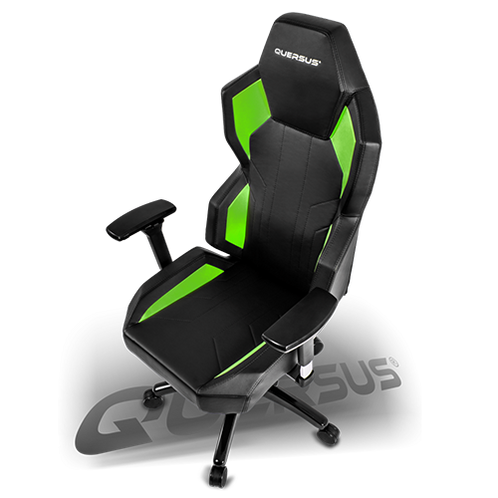 Fantastic Quersus Gaming Chair G702 Green Machost Co Dining Chair Design Ideas Machostcouk