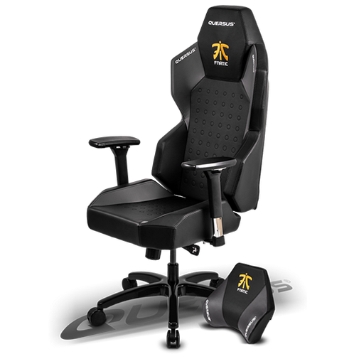 Groovy Quersus Gaming Chair G700 Fnatic Machost Co Dining Chair Design Ideas Machostcouk