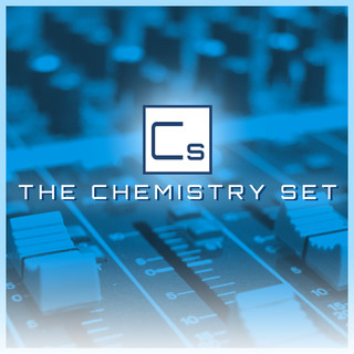 The Chemistry Set: Website and Logo (2020)