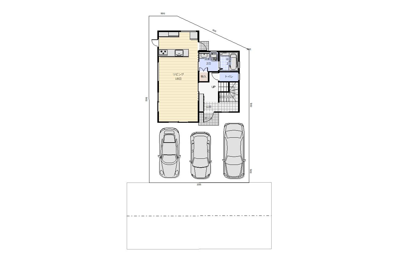 3-A1階
