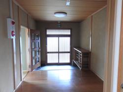 玄関2ホール