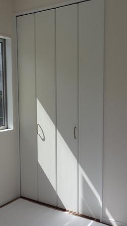 畳の部屋の収納