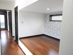 2階トイレ、ロフト