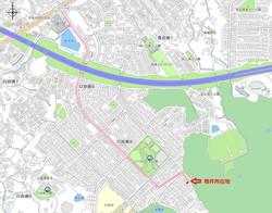 口田南9丁目 地図02