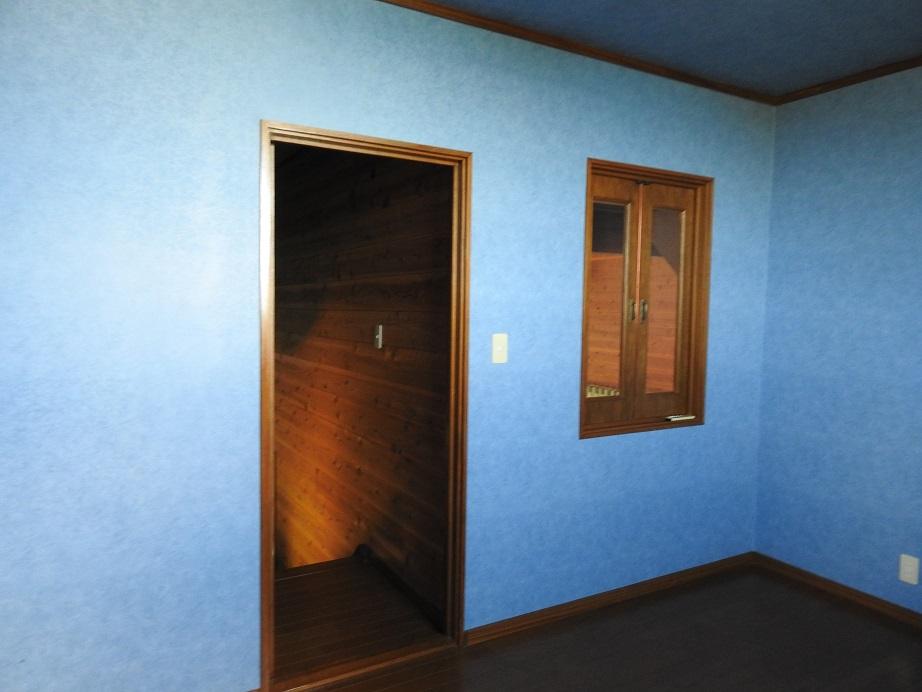 中二階居室