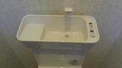 手洗トイレ