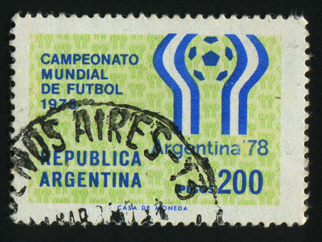 A time like no other (Argentina 1978)