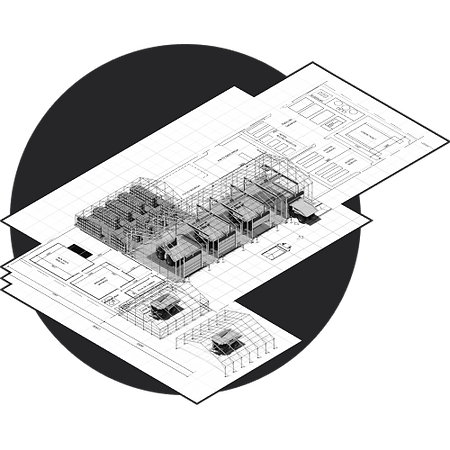 Bodega Industrial - Plano.png