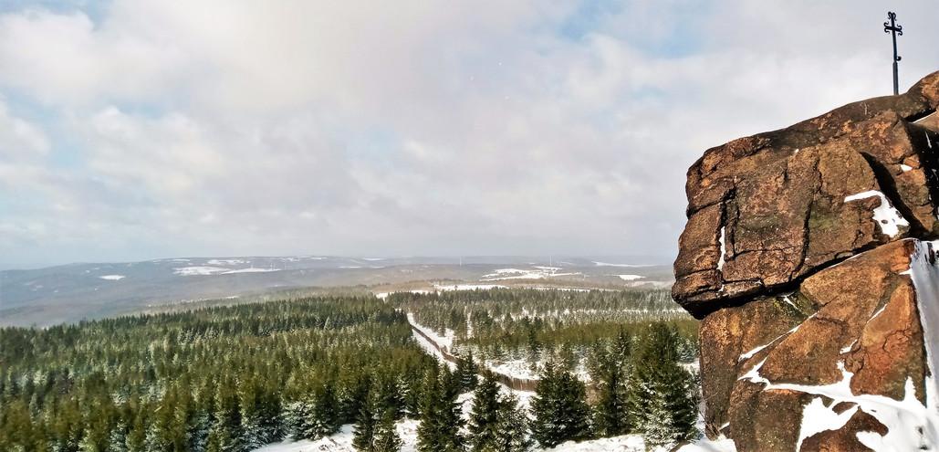 Galerie: Nejvyšší bod okresu Most - Loučná