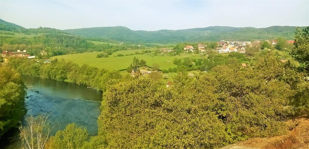 Velký Otvický rybník je přizpůsoben pro trénink vodních lyžařů