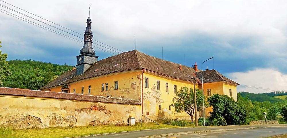Zámek v Rudě nad Moravou