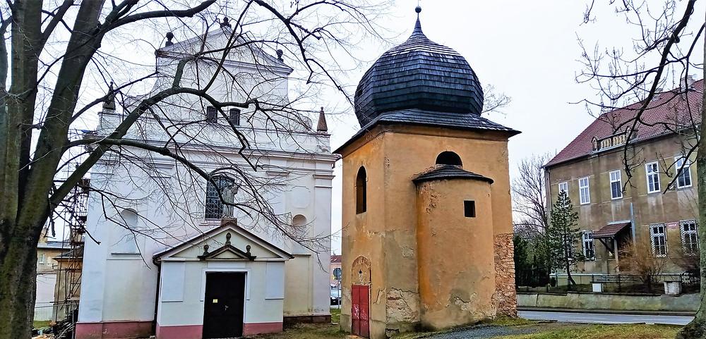 Poutní místo Kostel svatého Valentina, Novosedlice