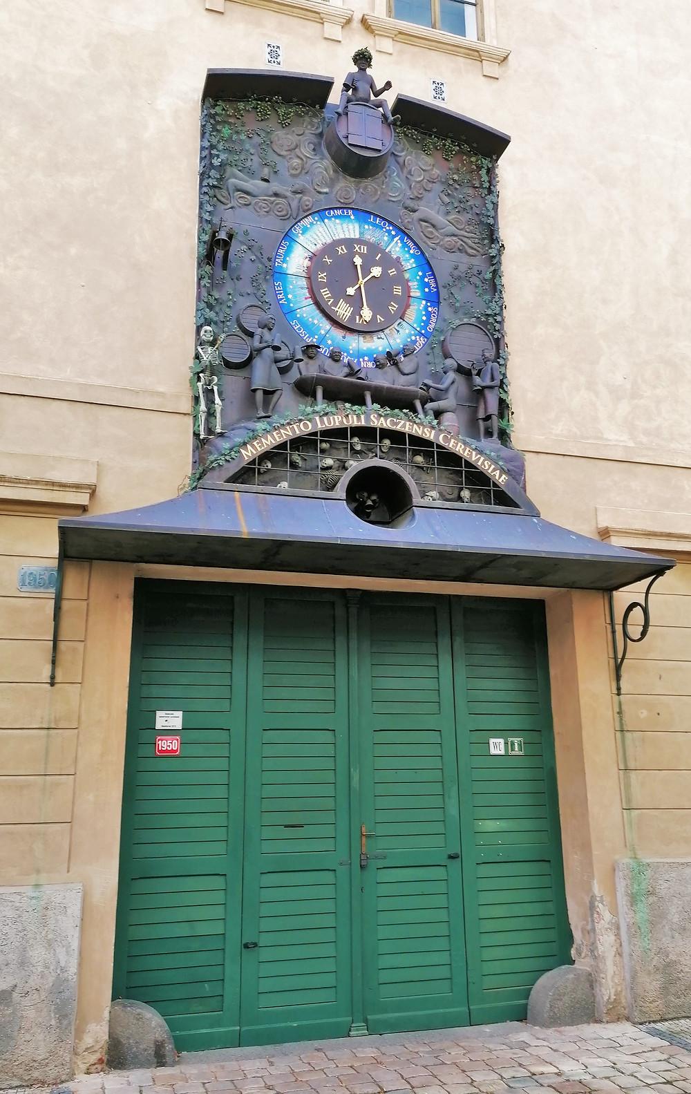 Žatecký Chmelový orloj