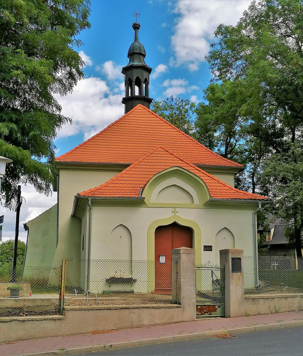 Kostel svatého Jakuba Většího v Žatci