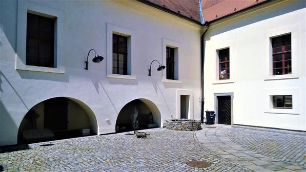 Galerie: Ukrytá podoba Horažďovic